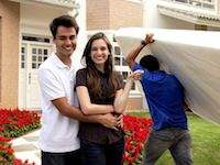 check size of new home when moving via movers and packers in hyderabad